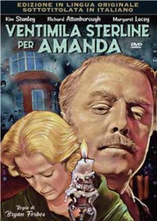 VENTIMILA STERLINE PER AMANDA - AUDIO INGLESE (DVD)