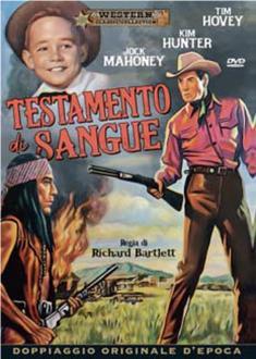 TESTAMENTO DI SANGUE (DVD)