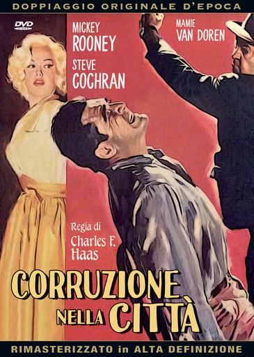CORRUZIONE NELLA CITTA' (DVD)