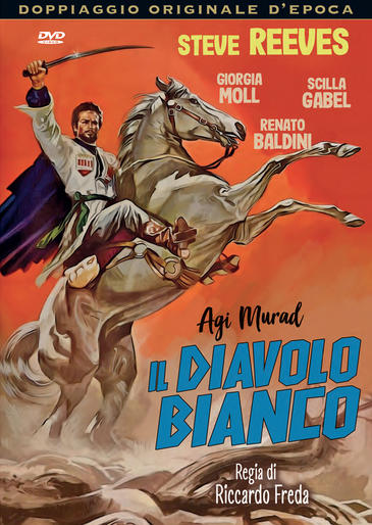 AGI MURAD. IL DIAVOLO BIANCO (DVD)
