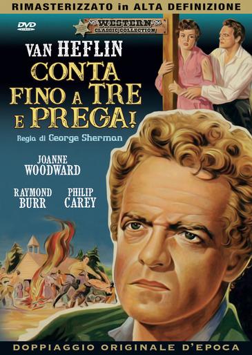 CONTA FINO A TRE E PREGA (DVD)