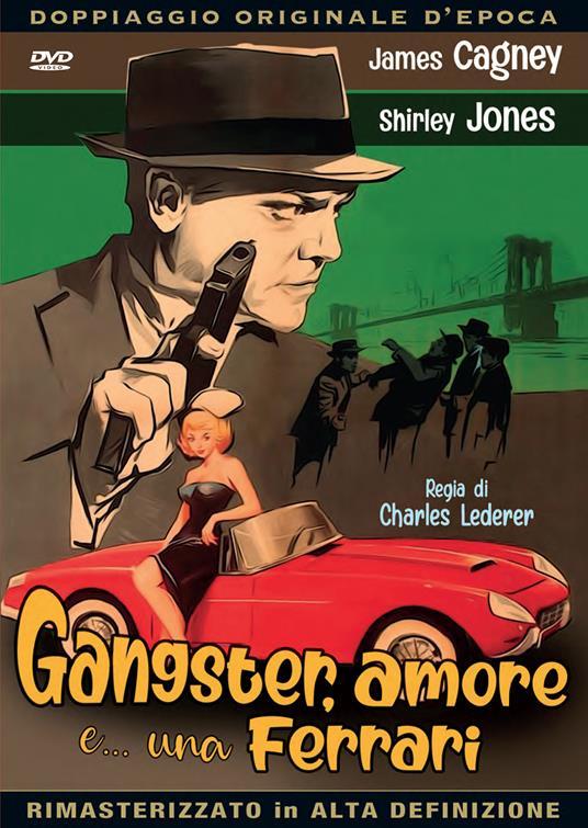 GANGSTER AMORE E UNA FERRARI (DVD)