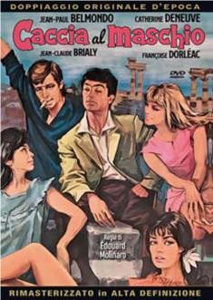 CACCIA AL MASCHIO (DVD)