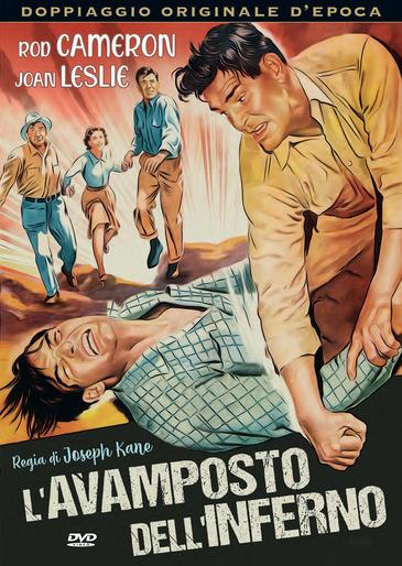 L'AVAMPOSTO DELL'INFERNO (DVD)