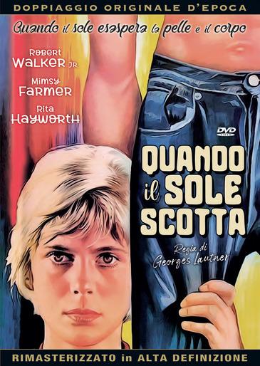 QUANDO IL SOLE SCOTTA (DVD)