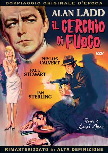 IL CERCHIO DI FUOCO (DVD)