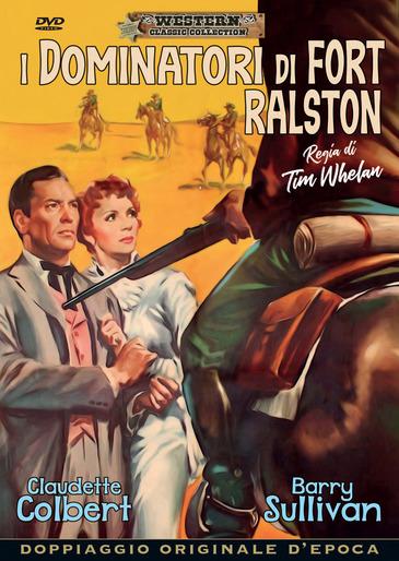 I DOMINATORI DI FORT RALSTON (DVD)