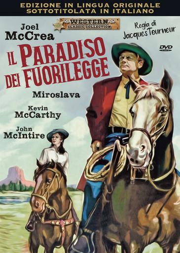 IL PARADISO DEI FUORILEGGE - AUDIO INGLESE - (DVD)