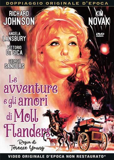 LE AVVENTURE E GLI AMORI DI MOLL FLANDERS (DVD)