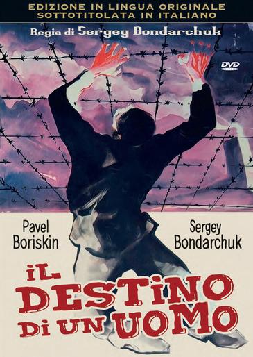 IL DESTINO DI UN UOMO - AUDIO RUSSO - (DVD)