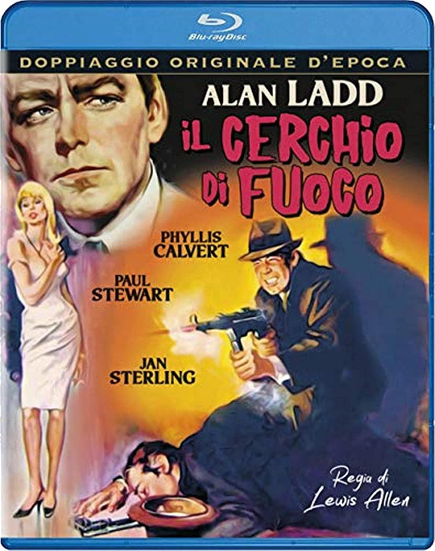 IL CERCHIO DI FUOCO (BLU-RAY)