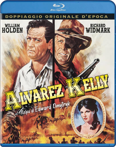 ALVAREZ KELLY (BLU-RAY)