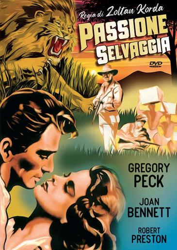 PASSIONE SELVAGGIA (DVD)