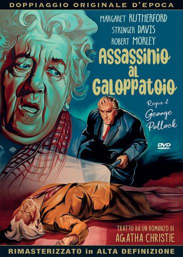 ASSASSINIO AL GALOPPATOIO (DVD)