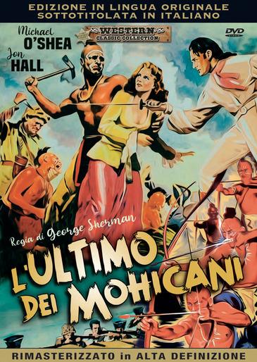 L'ULTIMO DEI MOHICANI (DVD)