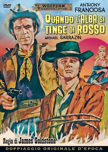 QUANDO L'ALBA SI TINGE DI ROSSO (DVD)