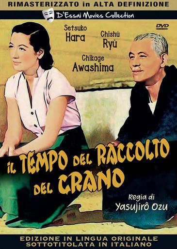 IL TEMPO DEL RACCOLTO DEL GRANO (DVD)
