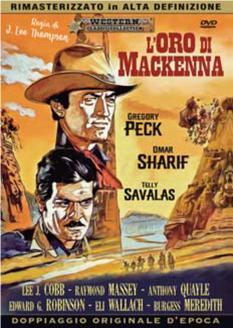 L'ORO DI MACKENNA (DVD)