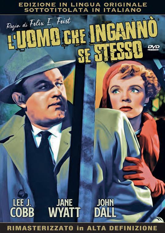 L'UOMO CHE INGANNO' SE STESSO - AUDIO INGLESE - (DVD)