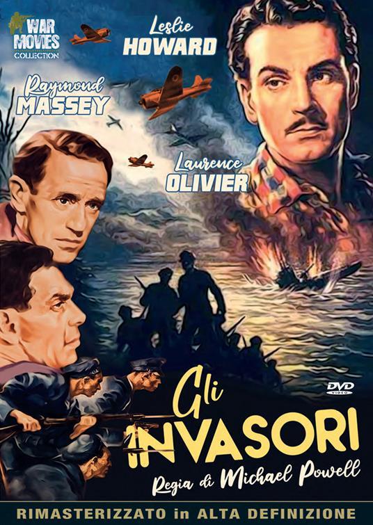 GLI INVASORI - 1941 (DVD)