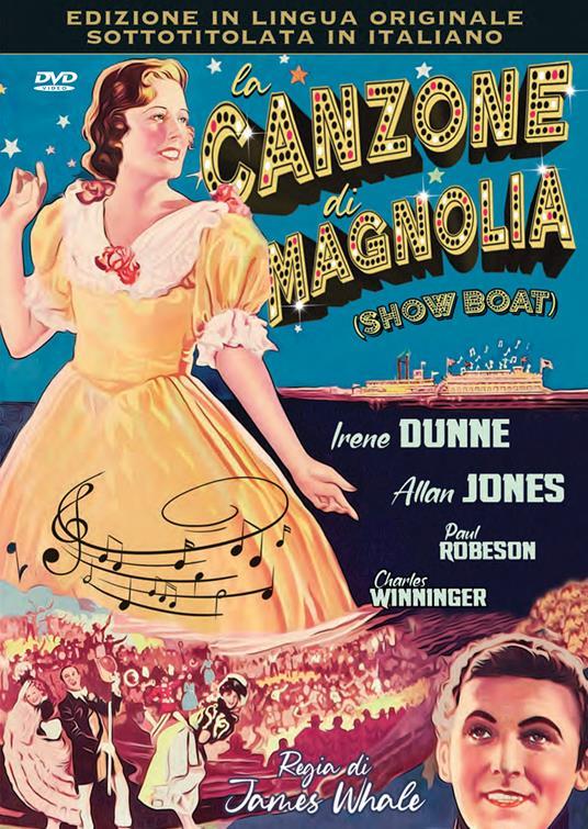 LA CANZONE DI MAGNOLIA - AUDIO INGLESE - (DVD)