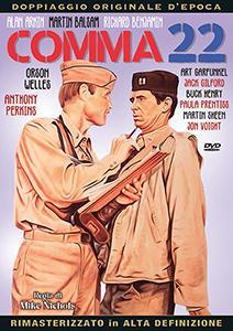 COMMA 22 (RIMASTERIZZATO IN ALTA DEFINIZIONE) (DVD)