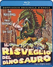 IL RISVEGLIO DEL DINOSAURO - BLURAY