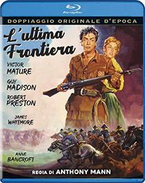 L'ULTIMA FRONTIERA - BLURAY
