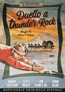 DUELLO A THUNDER ROCK (DVD)