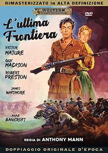 L'ULTIMA FRONTIERA (RIMASTERIZZATO IN ALTA DEFINIZIONE) (DVD)