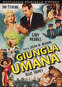 GIUNGLA UMANA (DVD)