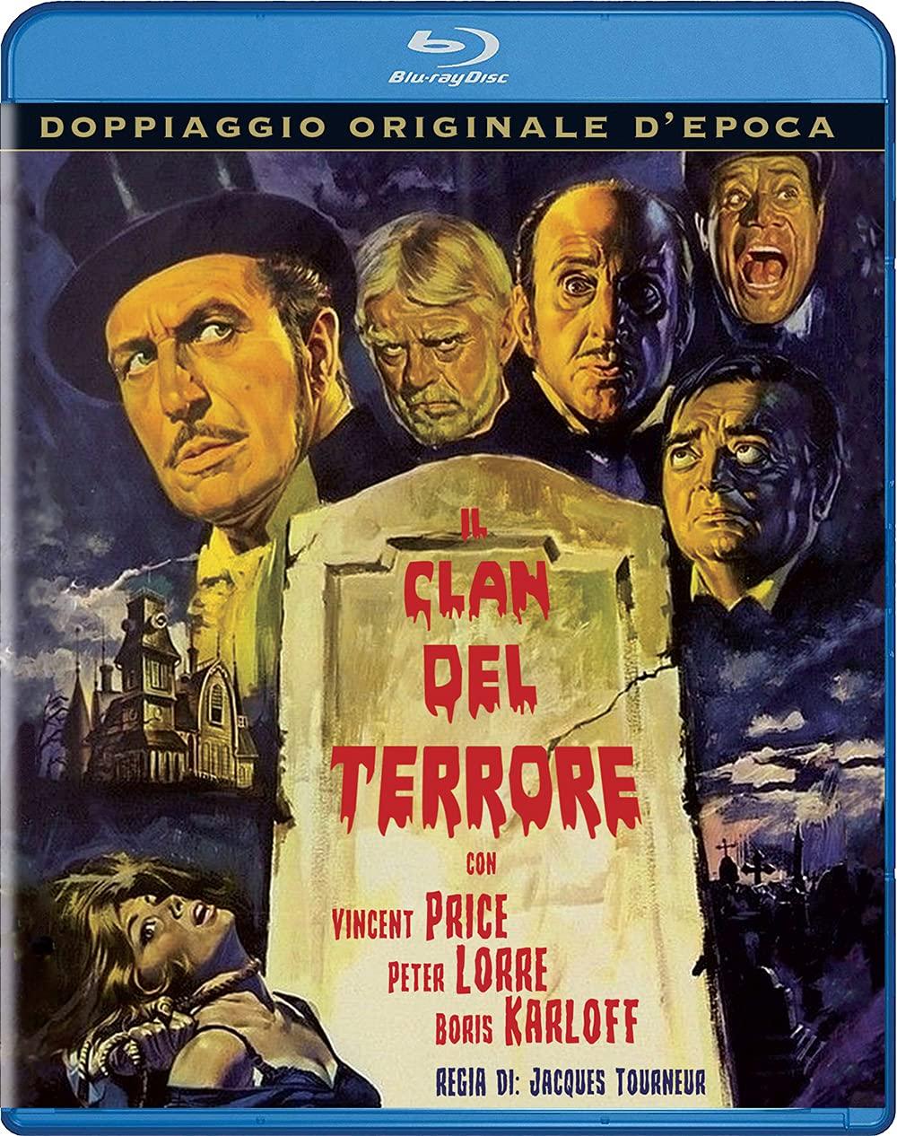 IL CLAN DEL TERRORE - BLURAY