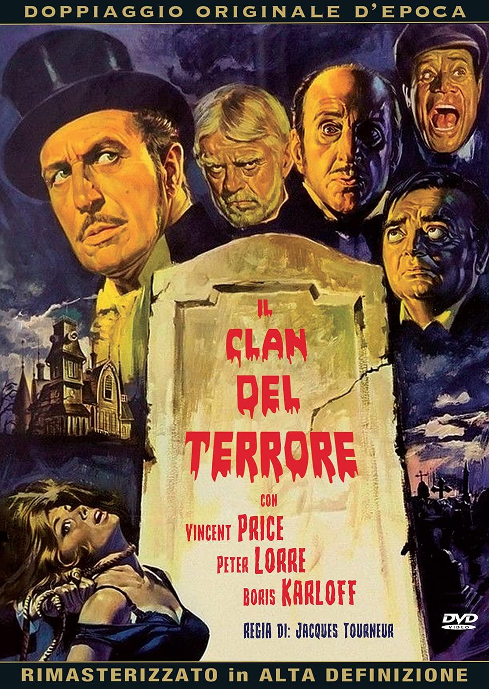 IL CLAN DEL TERRORE (DVD)
