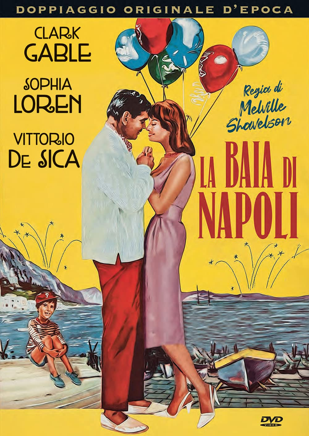 LA BAIA DI NAPOLI (DVD)