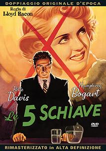 LE 5 SCHIAVE (DVD)