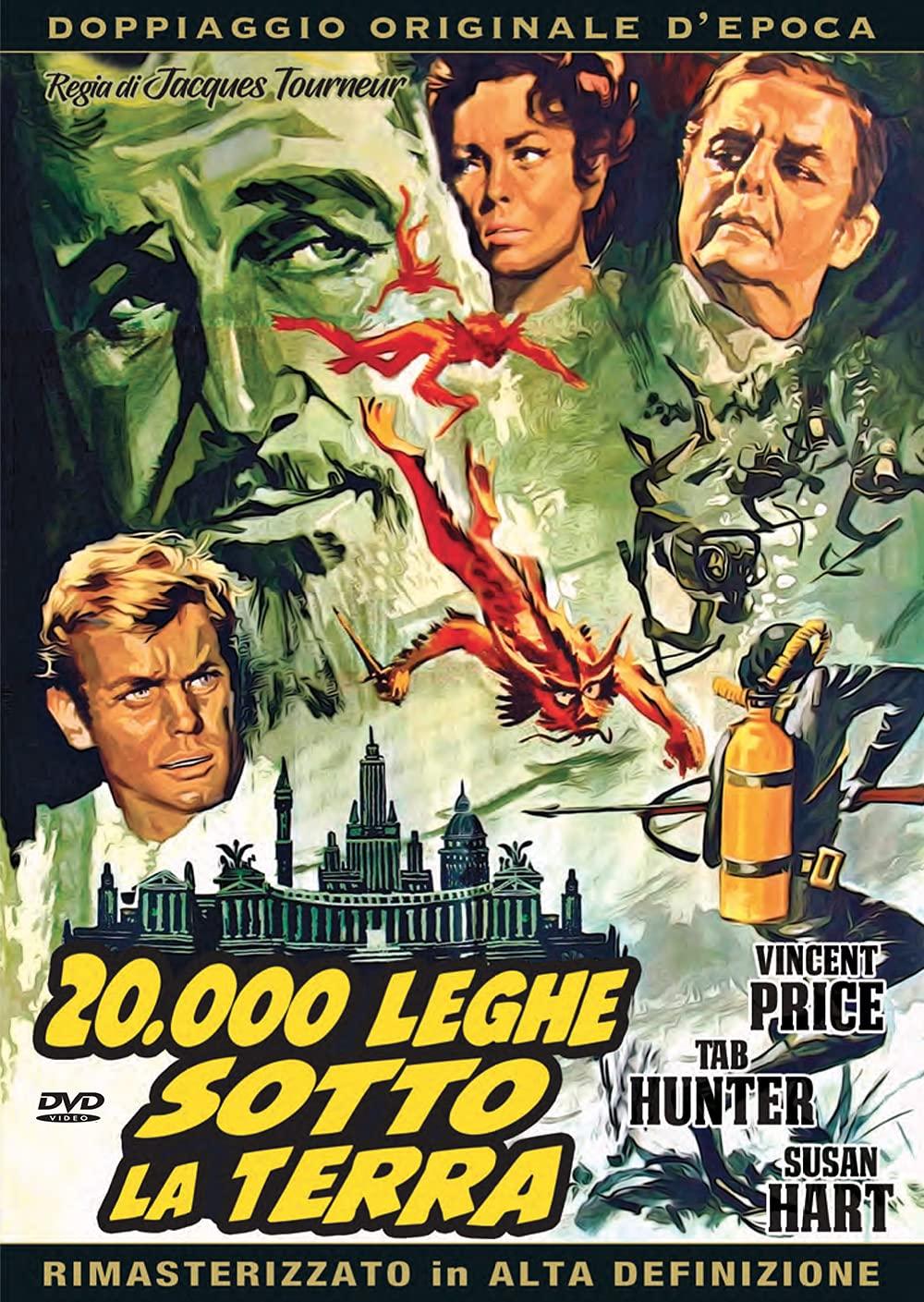 20.000 LEGHE SOTTO LA TERRA (DVD)