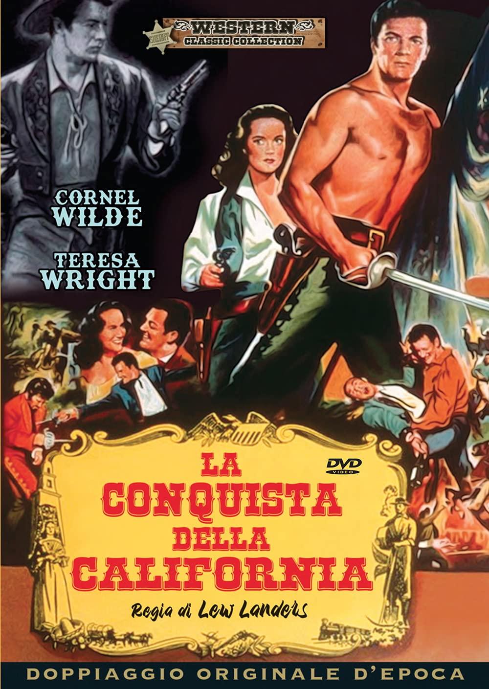 LA CONQUISTA DELLA CALIFORNIA (DVD)