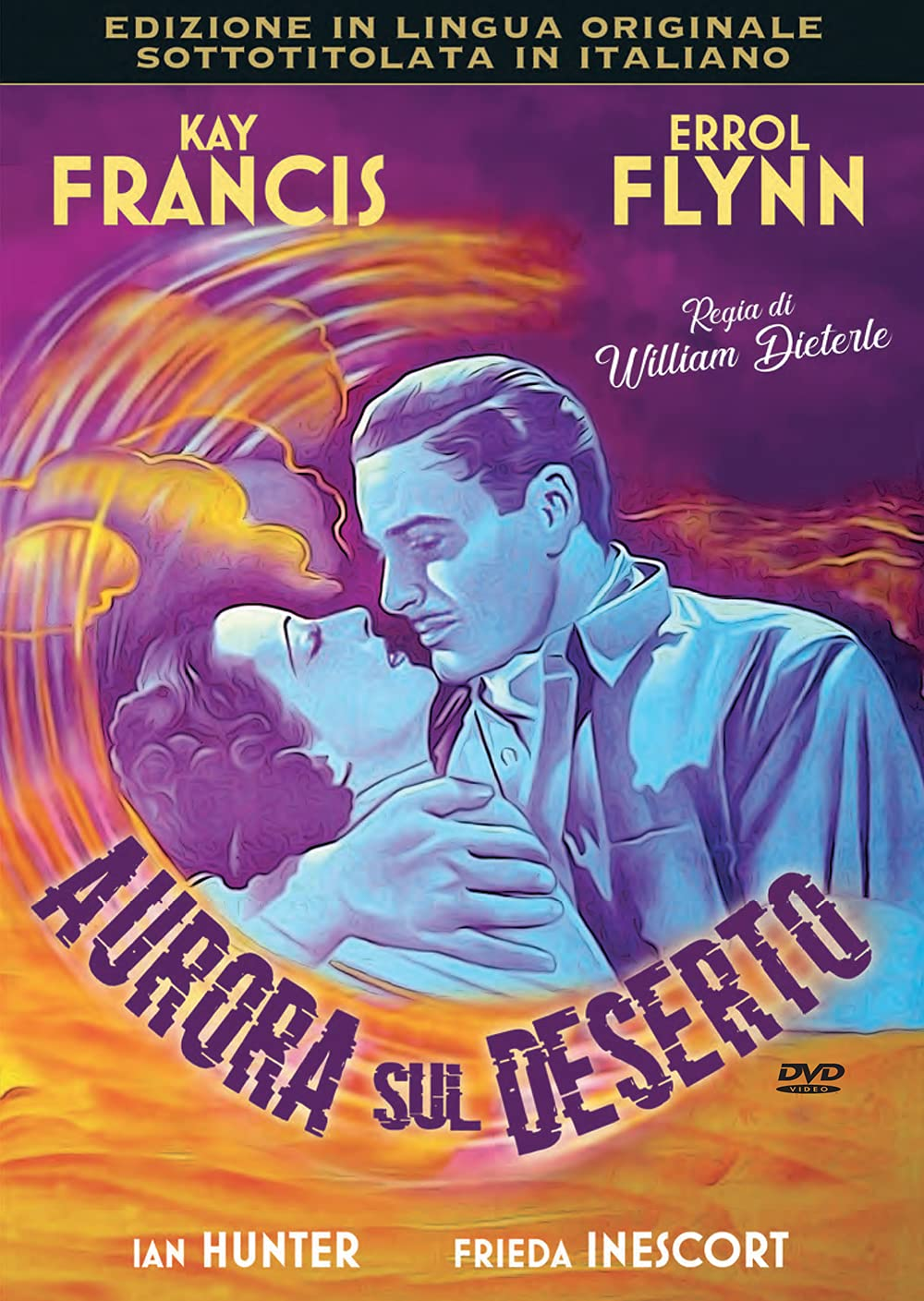 AURORA SUL DESERTO - AUDIO INGLESE - (DVD)