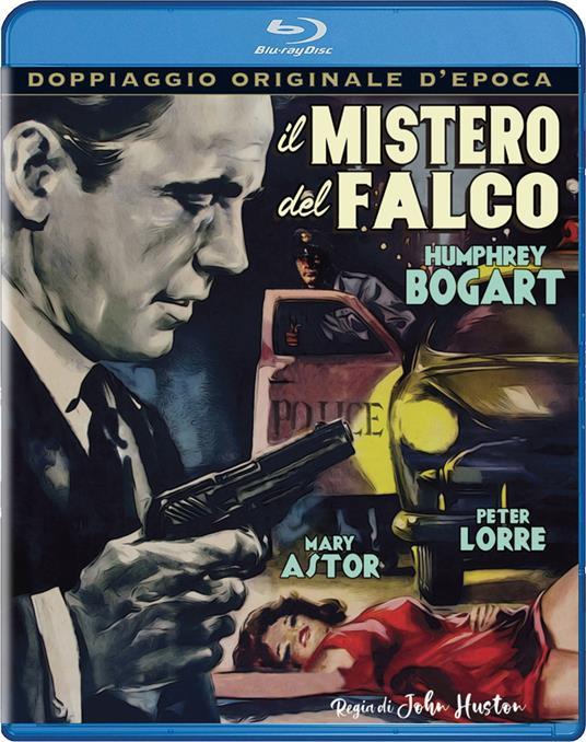 IL MISTERO DEL FALCO - BLU RAY