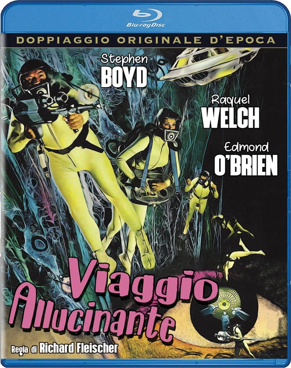 VIAGGIO ALLUCINANTE - BLU RAY