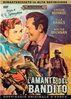 L'AMANTE DEL BANDITO (DVD)