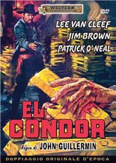 EL CONDOR (DVD)