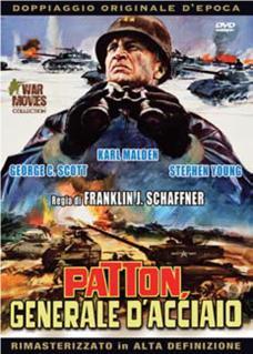 PATTON GENERALE D'ACCIAIO (DVD)