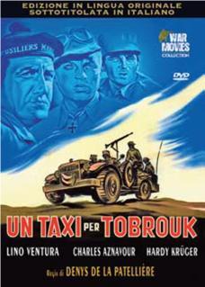 UN TAXI PER TOBROUK - AUDIO FRANCESE - (DVD)