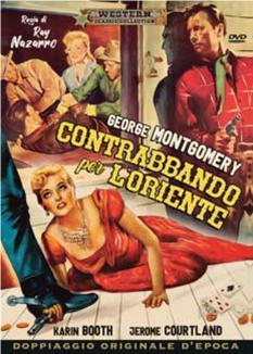 CONTRABBANDO PER L'ORIENTE (DVD)