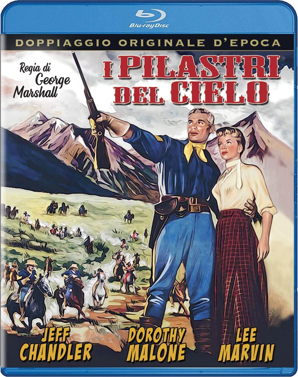 I PILASTRI DEL CIELO (BLU-RAY)