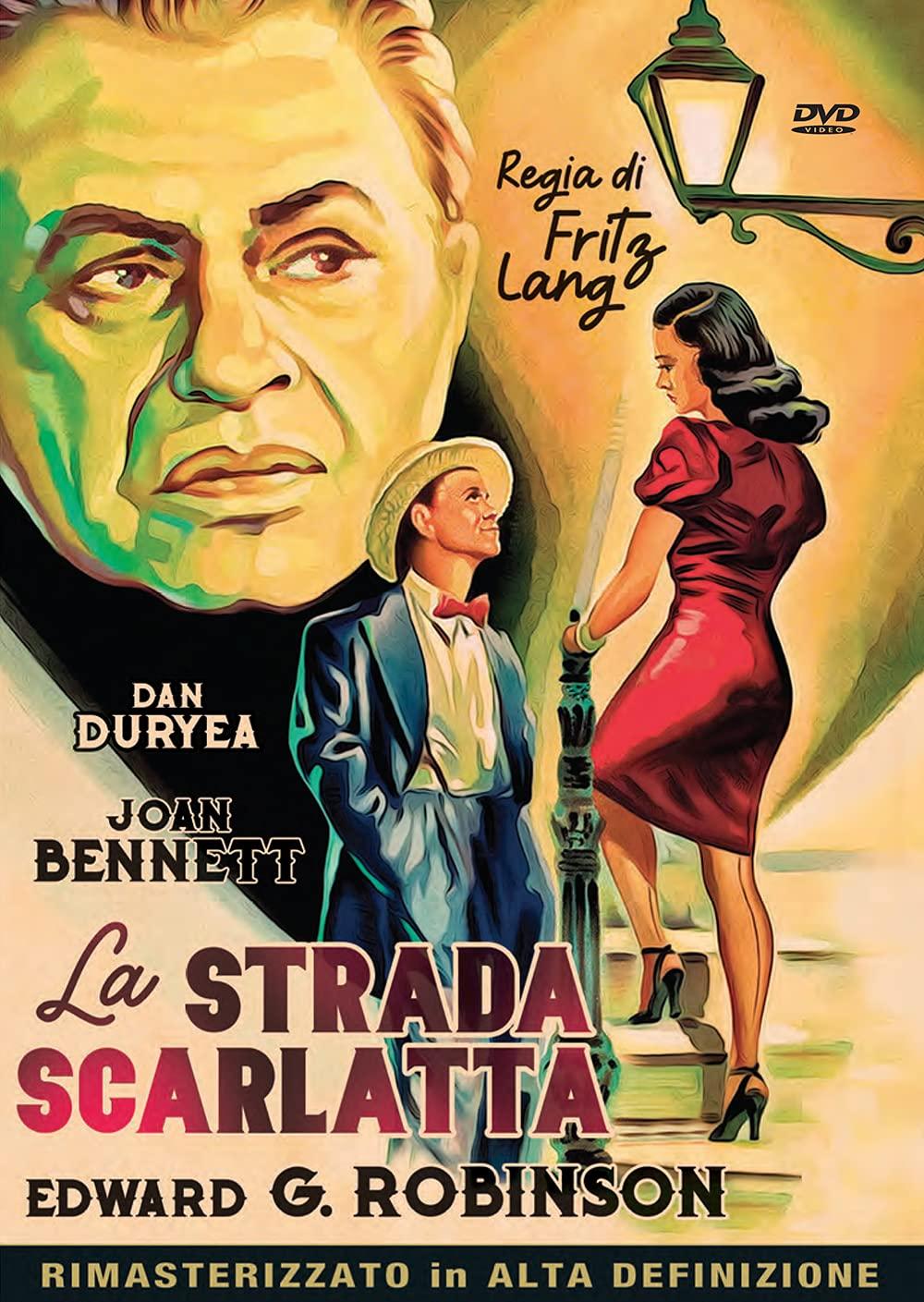 LA STRADA SCARLATTA (DVD)
