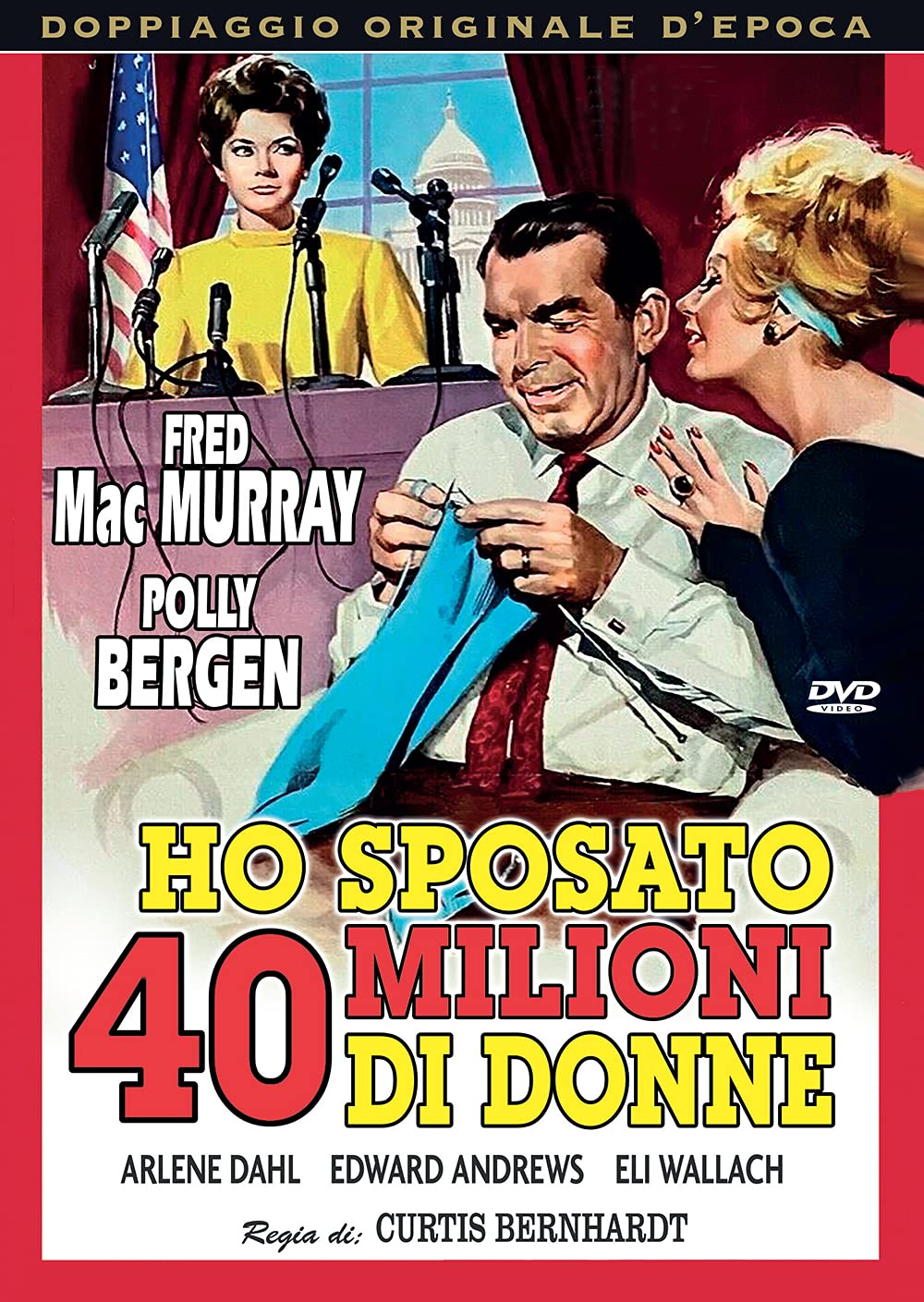 HO SPOSATO 40 MILIONI DI DONNE (DVD)