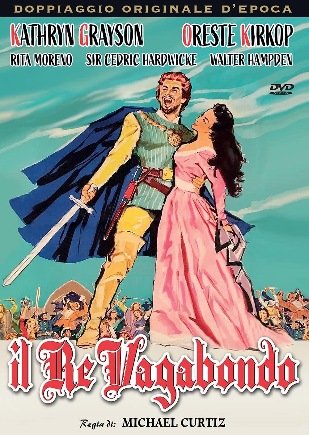 IL RE VAGABONDO (DVD)