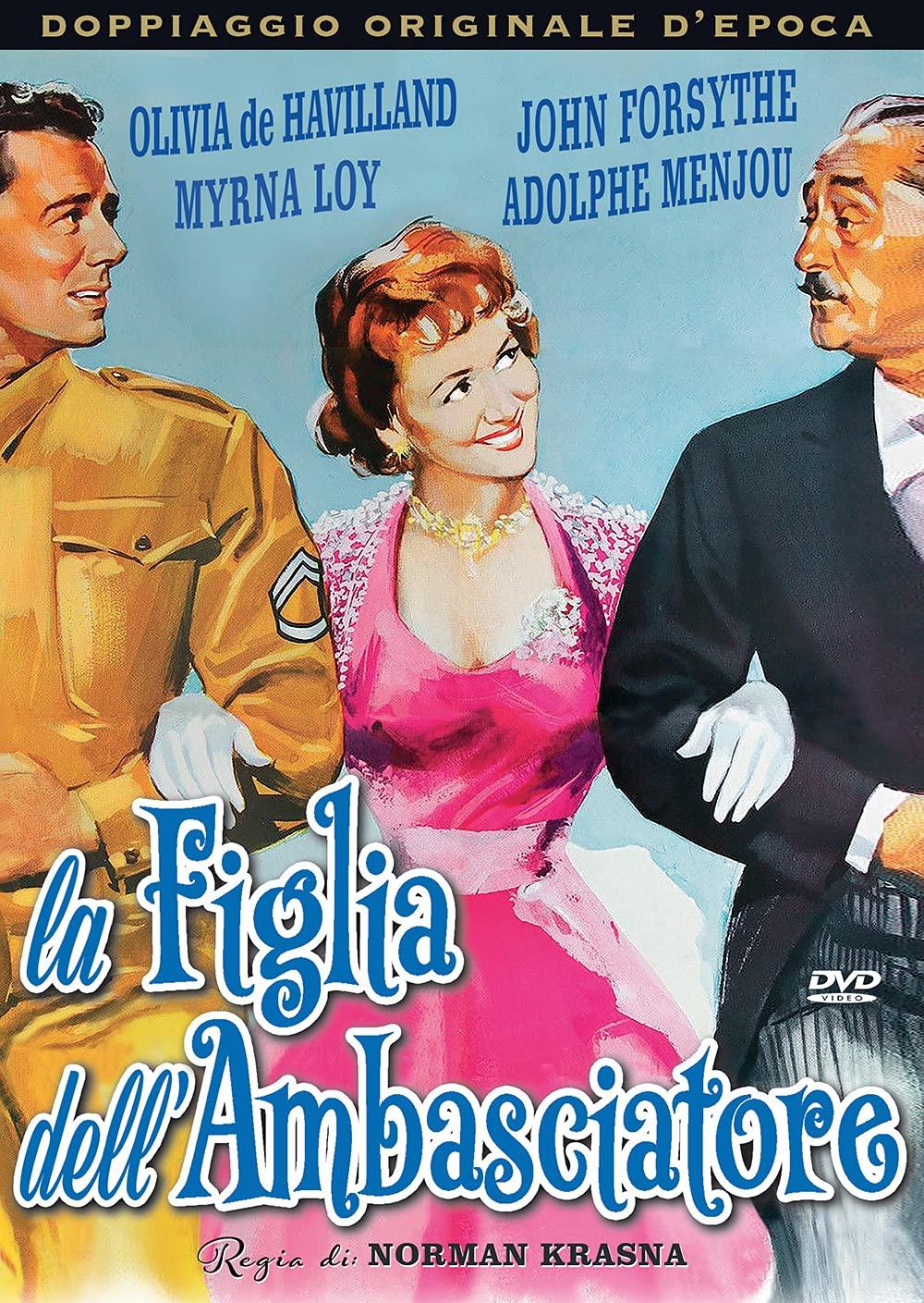 LA FIGLIA DELL'AMBASCIATORE (DVD)